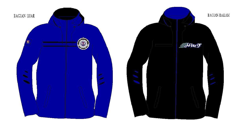 Desain Jaket Angkatan